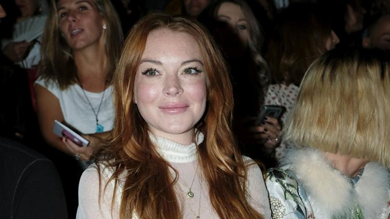 Lindsay Lohan Says She Has an MTV Reality TV Show in the Works