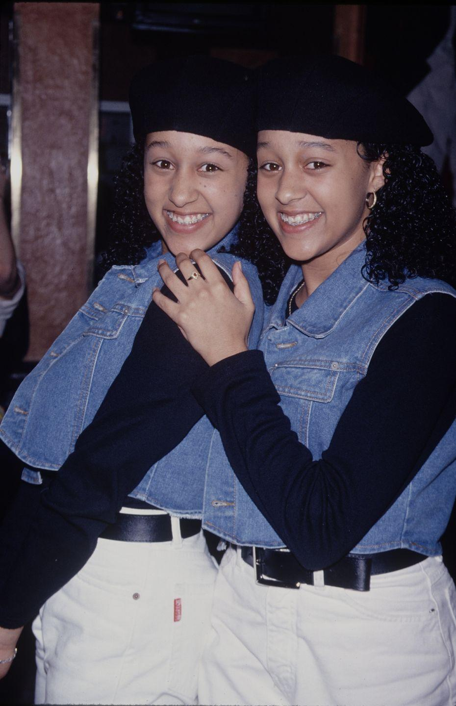 <p>From 1994 to 1999, these identical twins charmed audiences while starring on <em>Sister, Sister</em>.</p>