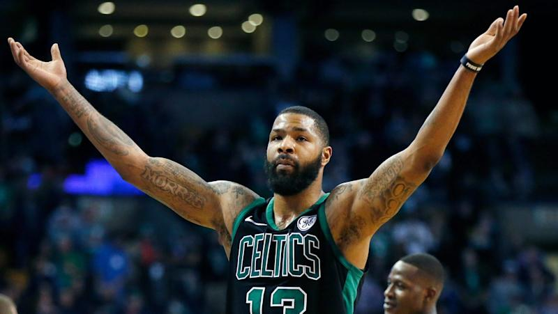 Spurs 'pissed' over Marcus Morris signing with the Knicks