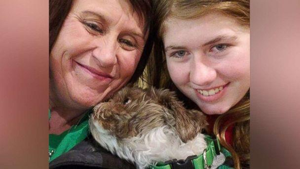 PHOTO: Jayme Closs, 13, is pictured in a photo shared on social media after reuniting with her aunt and godmother, Jennifer Smith, Jan. 11, 2019. (Jennifer Smith)