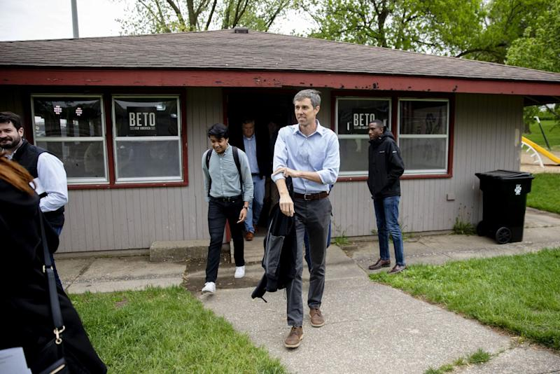 Buttigieg Surges as Some Voters Begin Suffering 'Beto Overload'