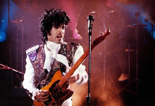 Scene from Purple Rain