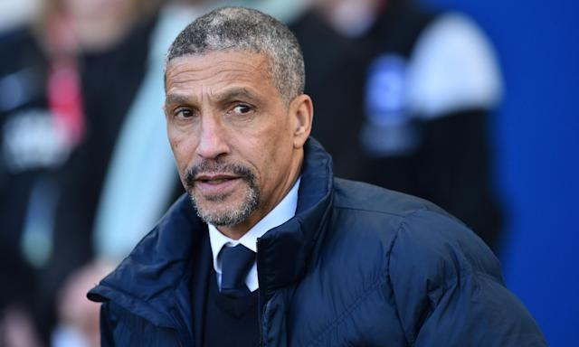 Brighton's Chris Hughton is the only serving Premier League manager to have won the FA Cup as a player.