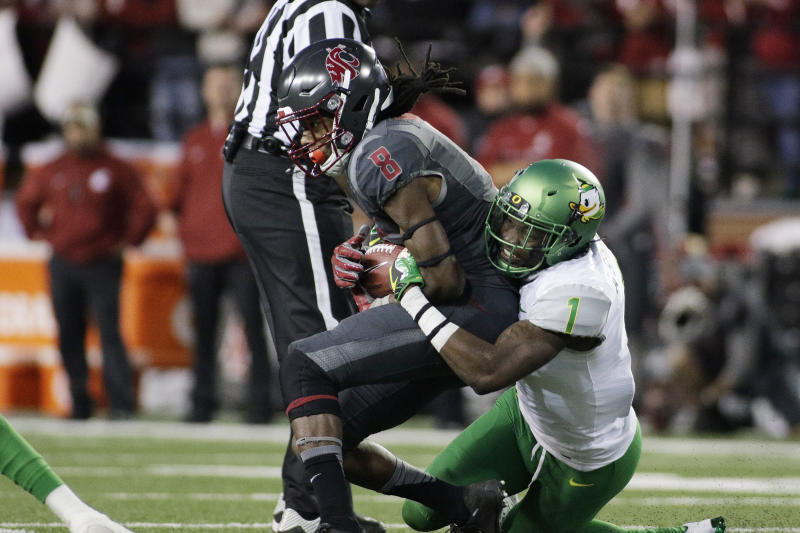 Washington State WR Martin no longer with program