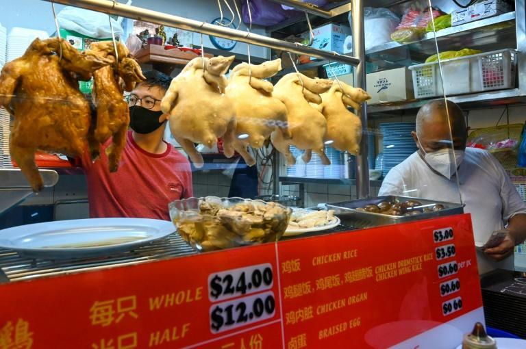 Government initiatives, aimed at safeguarding the street food culture, have helped dozens of younger chefs join the trade
