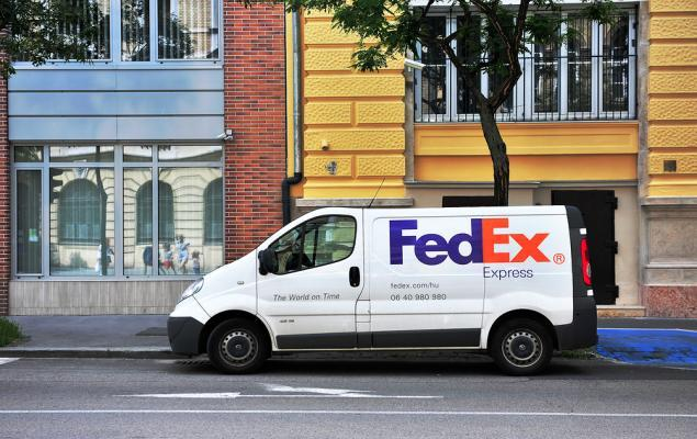 The Zacks Analyst Blog Highlights: FedEx, UPS and Amazon