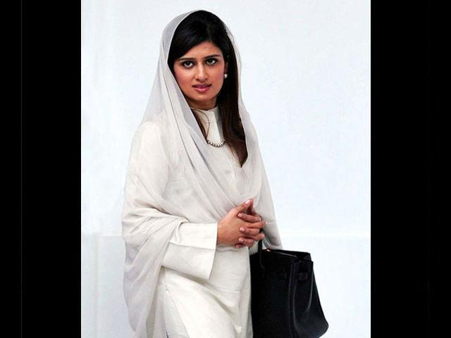 <h4>1. Hina Rabbani</h4> <p>Hina Rabbani Khar is Pakistan's youngest and first woman Foreign Minister. But she has made more news for her keen sense of fashion.</p>