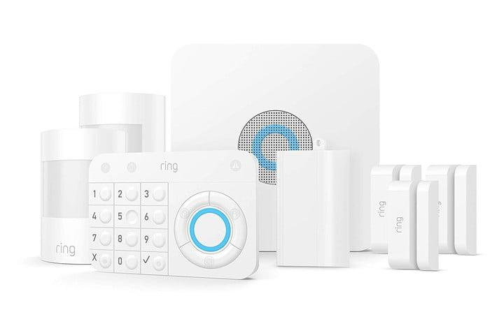 amazon slashes prices on echo ring fire tv and blink devices alarm 8 piece kit