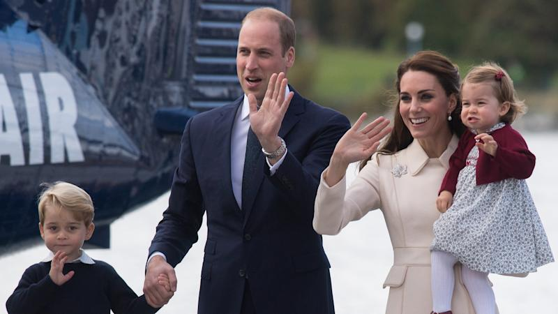After a fun and fashionable week in Canada, the royal family is headed back home.