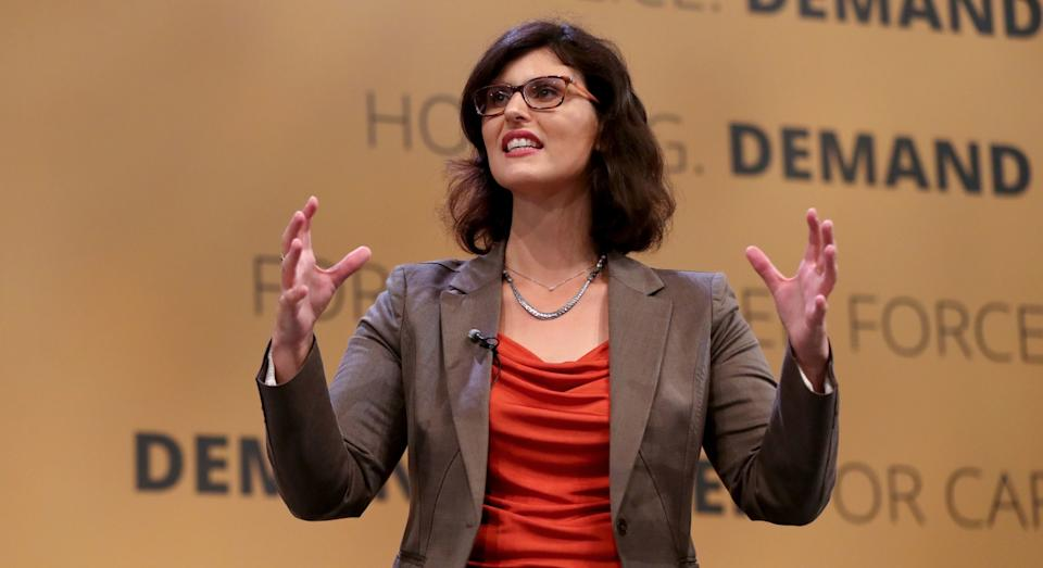Earlier this year Layla Moran became the first openly pansexual member of parliament (Getty)