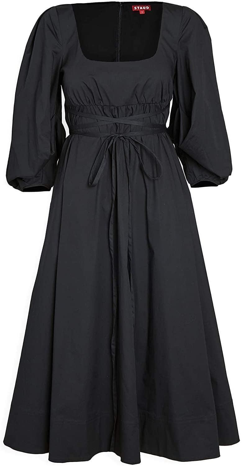 <p>This fan-favorite <span>Staud Juliette Midi Dress </span> ($315) is a great investment piece.</p>
