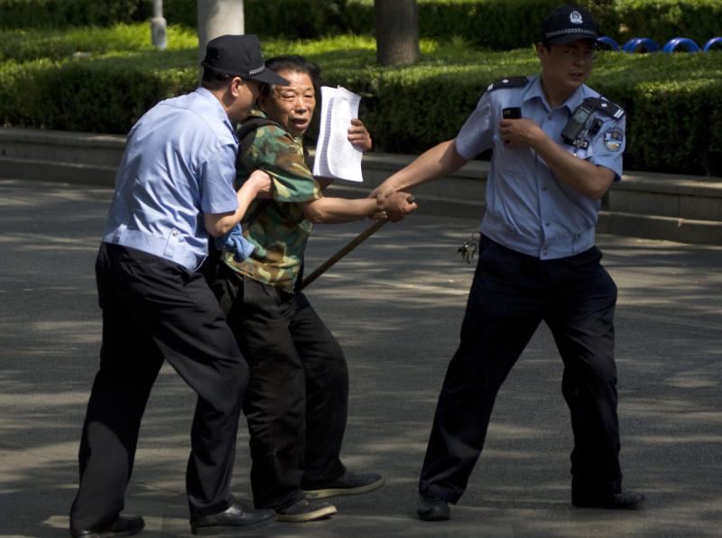 China tightens grip on discourse, ideology