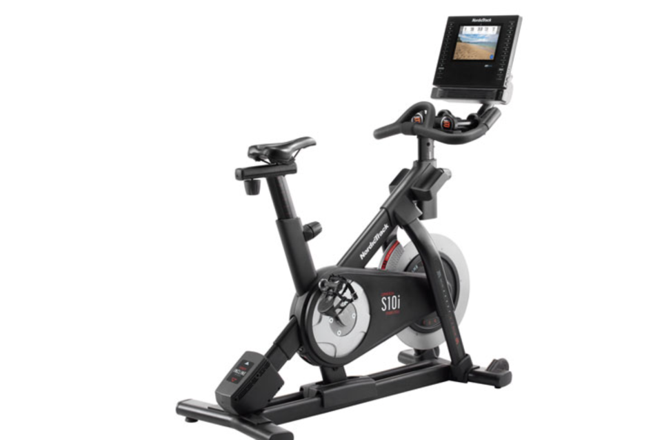 Nordictrack S10i Studio Cycle Exercise Bike - Includes 1-Year iFit Subscription ($396 Value)