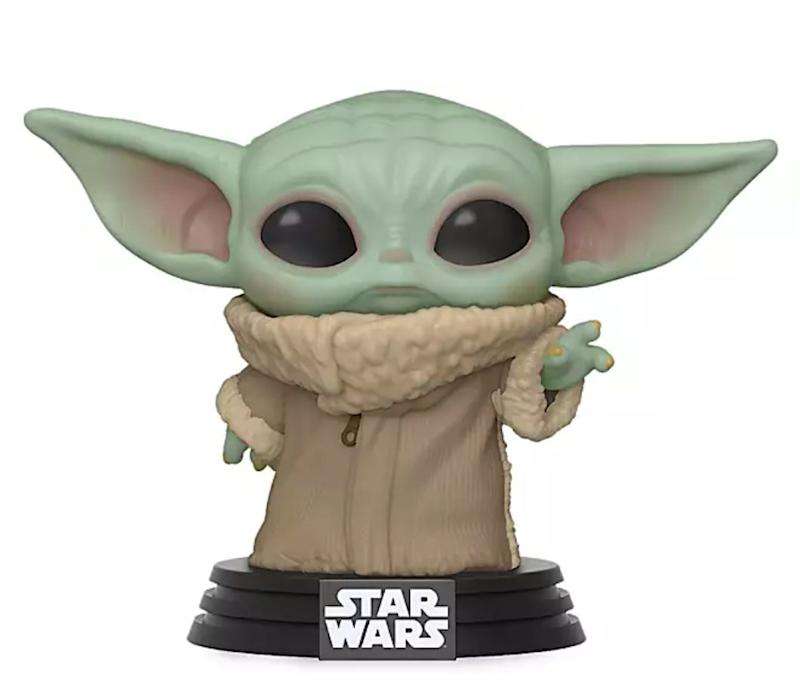 """<strong><a href=""""https://fave.co/2qq24J2"""" target=""""_blank"""" rel=""""noopener noreferrer"""">You can pre-order this Funko Pop now for $13</a></strong>. It's expected to ship by May 13. There's also a <a href=""""https://fave.co/2OQ8fQ3"""" target=""""_blank"""" rel=""""noopener noreferrer""""><strong>bigger version of this bobblehead, too</strong></a>.&nbsp;"""