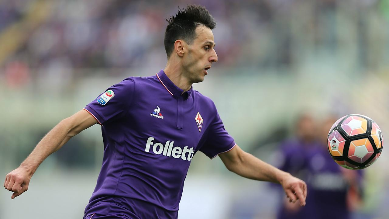 The Fiorentina striker and Croatia international appears set to join Serie A rivals AC Milan, according to CEO Marco Fassone