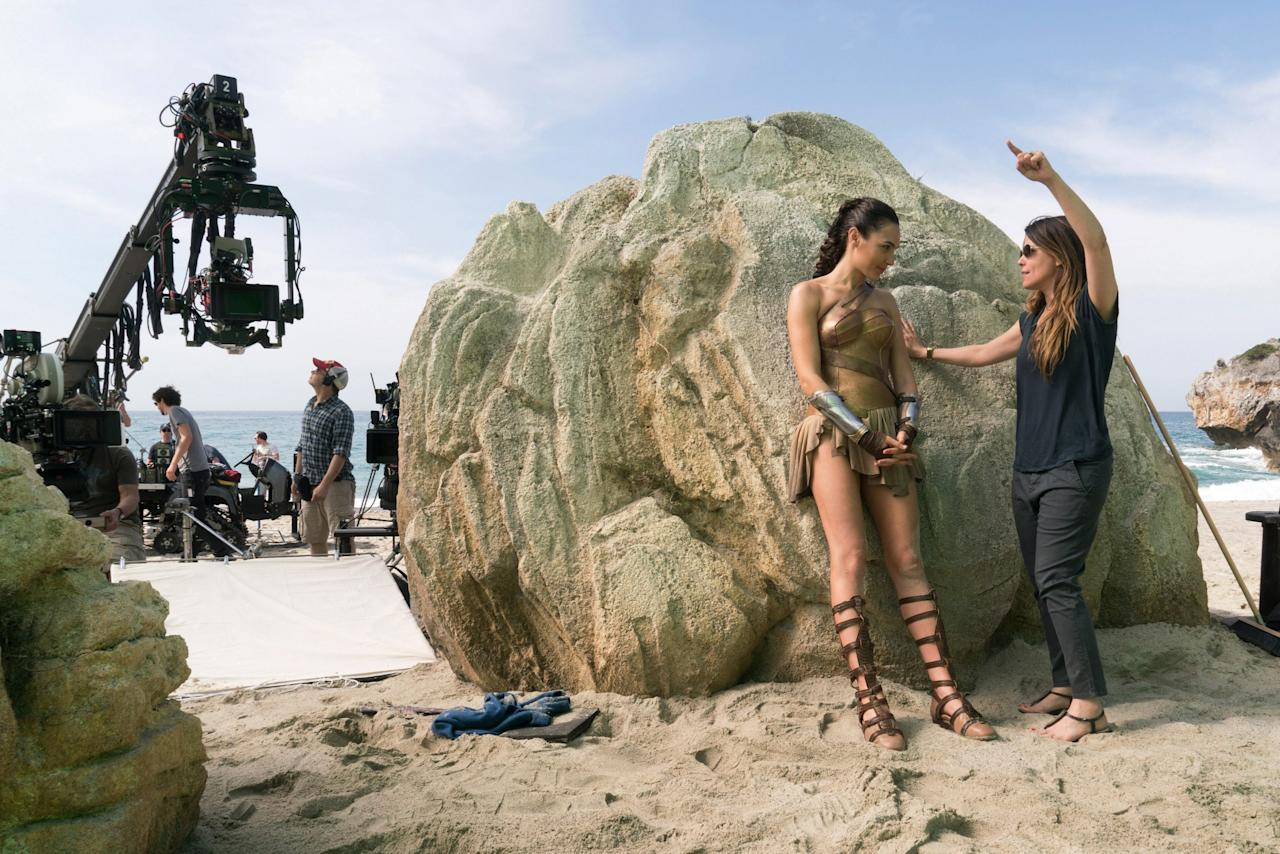 <p>Der erste Ort ist Palinuro in Italien, der im Film das Zuhause von Wonder Woman ist – die Paradiesinsel Themyscira.<br />(Clay Enos/Warner Bros/ Everett Collection) </p>