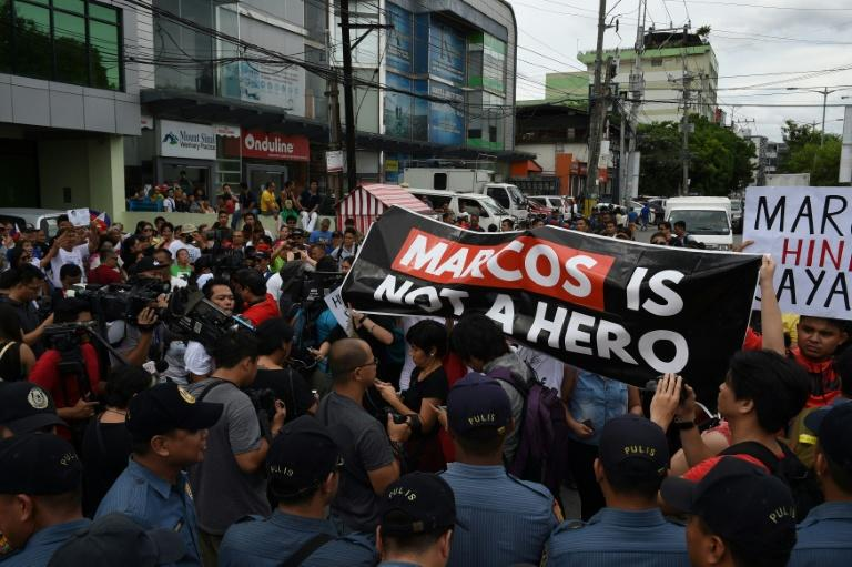 Police confirm heroes' cemetery burial for Ferdinand Marcos