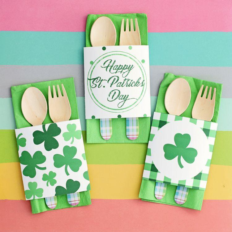 """<p>If you're throwing a St. Paddy's Day party, these printable napkin wraps are great to spruce up any table.</p><p><strong>Get the tutorial at <a href=""""https://www.thecraftpatchblog.com/free-printable-st-patricks-day-napkin-wraps/"""" rel=""""nofollow noopener"""" target=""""_blank"""" data-ylk=""""slk:The Craft Patch"""" class=""""link rapid-noclick-resp"""">The Craft Patch</a>.</strong></p><p><strong><a class=""""link rapid-noclick-resp"""" href=""""https://www.amazon.com/Neenah-Cardstock-Heavy-Weight-Brightness-91437/dp/B07D4YF3K4/?tag=syn-yahoo-20&ascsubtag=%5Bartid%7C10050.g.4036%5Bsrc%7Cyahoo-us"""" rel=""""nofollow noopener"""" target=""""_blank"""" data-ylk=""""slk:SHOP CARD STOCK"""">SHOP CARD STOCK</a><br></strong></p>"""