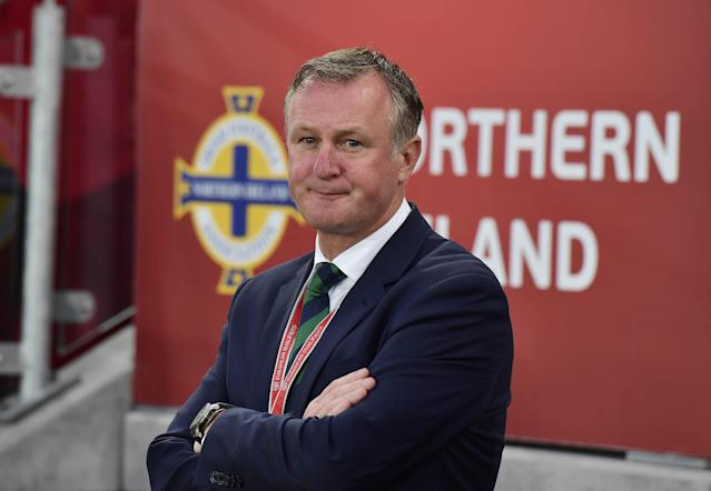 Michael O'Neill was reportedly arrested for drink-driving