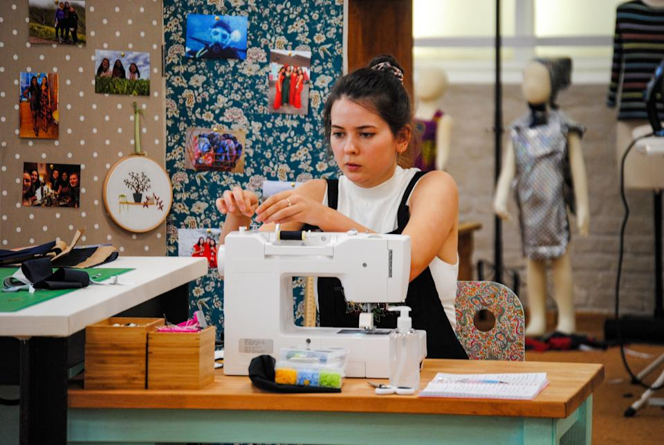 The Great British Sewing Bee moves onto Children's Week. (BBC/Love Productions)