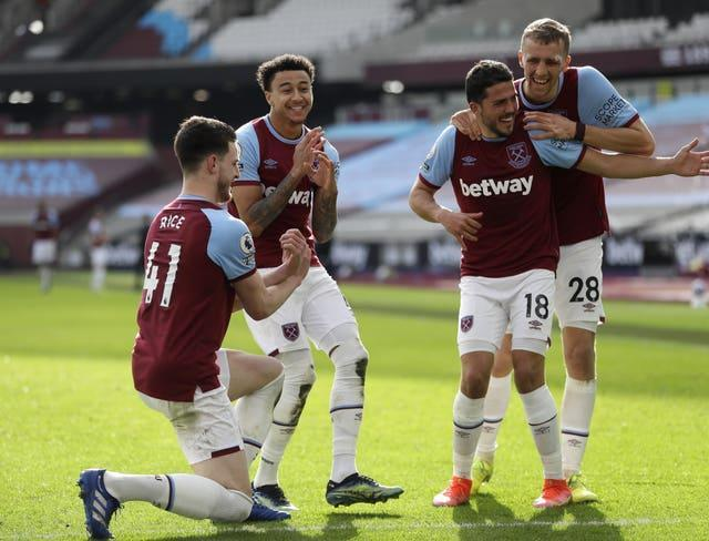 West Ham United v Tottenham Hotspur – Premier League – London Stadium