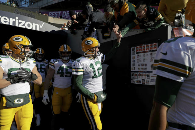 Maybe the next man to help lead Aaron Rodgers and the Packers back into the playoffs should come from outside the current trend. (AP)