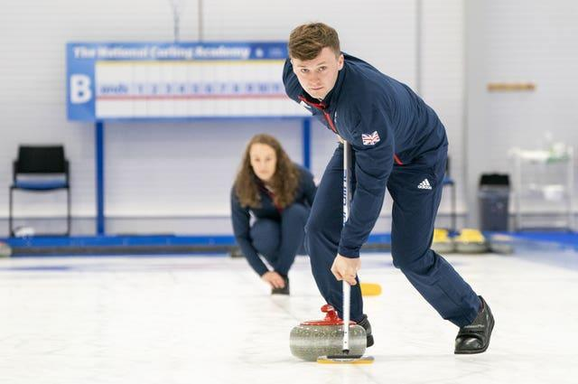 Team GB Curling Team Announcement – Beijing 2022 Olympic Winter Games