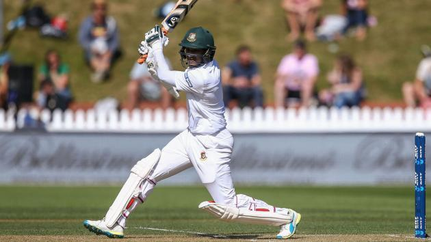 We feel unbeatable at home - Shakib lays down the gauntlet to Australia