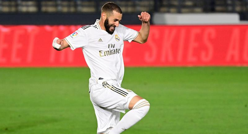 Karim Benzema from strike ace to...strike ace? Real Madrid star fancies a crack at MMA