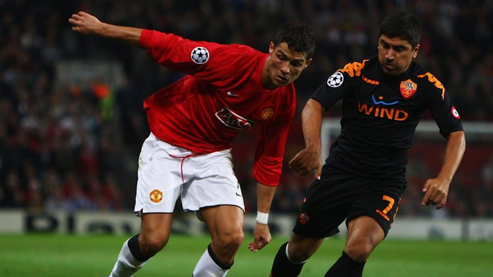 Manchester United v Roma - UEFA Champions League | Clive Brunskill/Getty Images