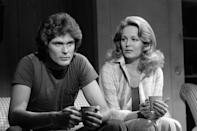 <p>He may have transformed into the muscle-covered lifeguard in <em>Baywatch</em>, but we will never forget his stint on <em>The Young and the Restless</em>!</p>