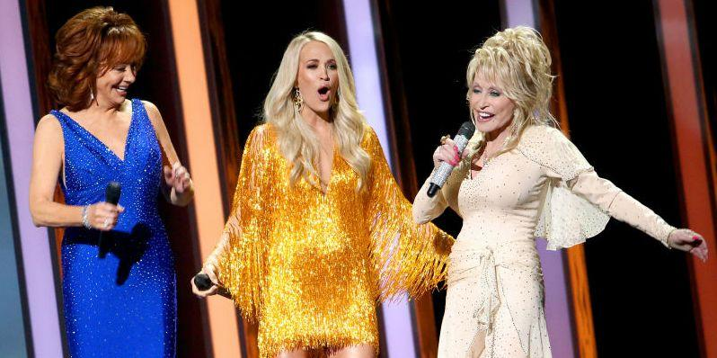 The CMA Awards Made a Joke About Dolly Parton's 'Rack' and Everyone Lost It