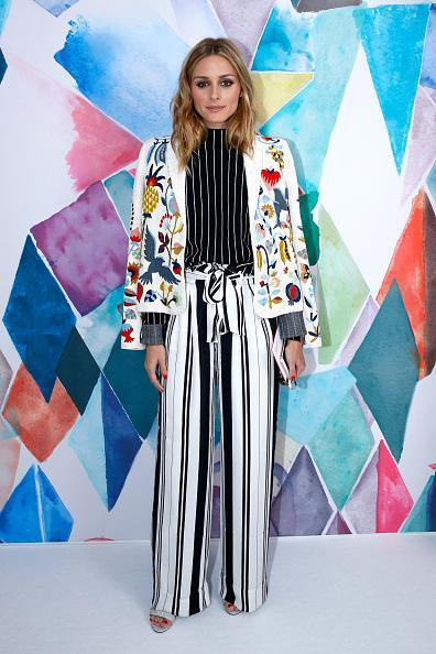 <p>Olivia Palermo looked stunning as she attended the colourful Haute Couture show. <i>[Photo:Swan Gallet/REX/Shutterstock]</i></p>