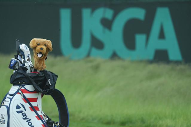 The U.S. Open is now the third major championship to be delayed due to the coronavirus pandemic. (Warren Little/Getty Images)