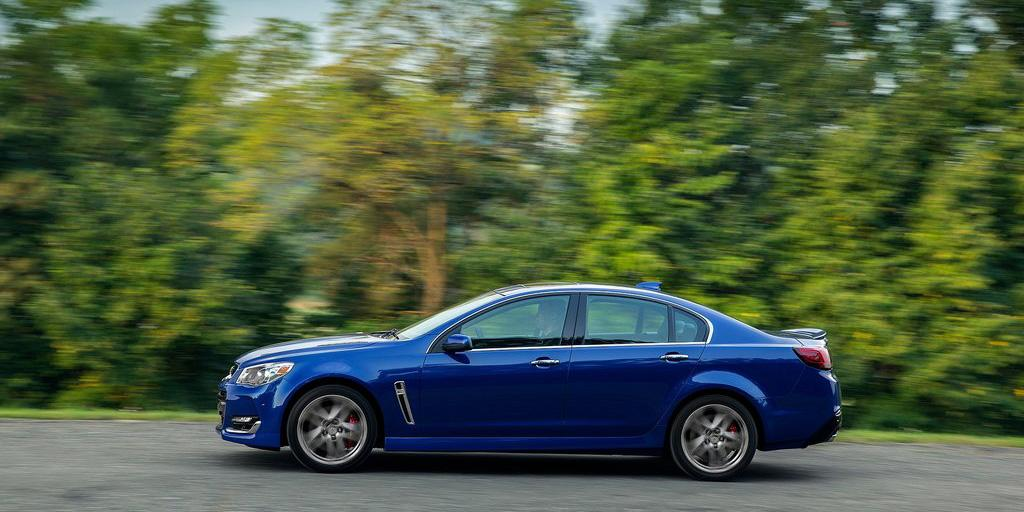 "<p>Chevrolet recently <a rel=""nofollow"" href=""http://www.roadandtrack.com/car-shows/detroit-auto-show/news/a32209/chevrolet-ss-discontinued-in-2017/"">shut down the Holden assembly plant</a> that produced the Commodore (the car the <a rel=""nofollow"" href=""http://www.roadandtrack.com/car-culture/a9931531/the-last-chevy-ss-is-black-with-a-manual-gearbox/"">Chevy SS</a> is based on), meaning we probably won't see a new SS for a very long time. That's a real shame. </p>"