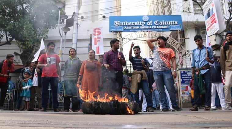 Bharat Bandh Today LIVE Updates: Violence, arson across Bengal, 55 arrested in Kolkata