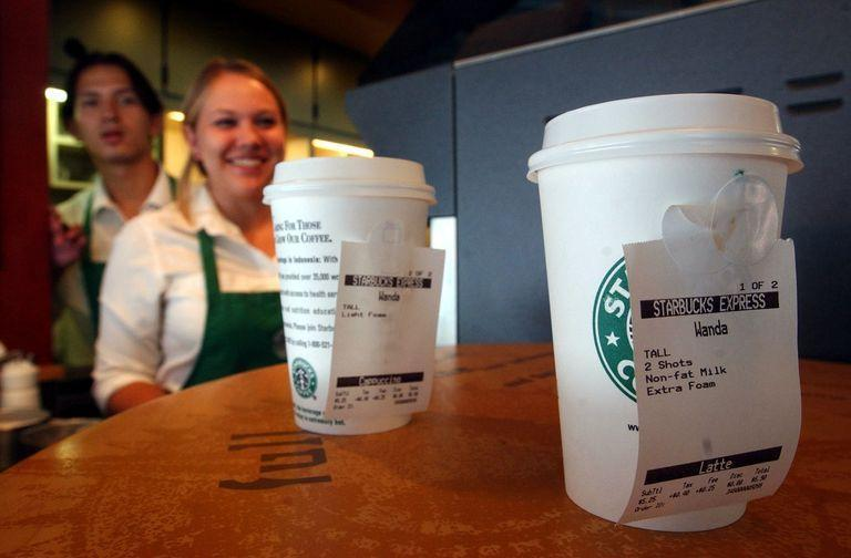 "<p>The company tested a new method for managing the long lines of the morning rush with mobile ordering. The new system, which <a href=""https://stories.starbucks.com/stories/2015/starbucks-mobile-order-pay-now-available-to-customers-nationwide/"" rel=""nofollow noopener"" target=""_blank"" data-ylk=""slk:rolled out nationwide in 2015"" class=""link rapid-noclick-resp"">rolled out nationwide in 2015</a>, allows customers to place orders online and pick them up directly from the barista—skipping the line altogether.</p>"