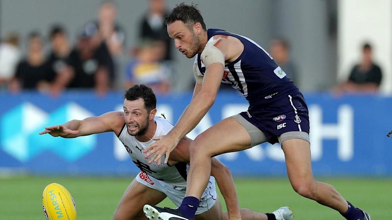 AFL MARSH DOCKERS BLUES