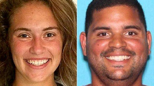 PHOTO: Undated photos of Caitlyn Frisina, 17, and Rian Rodriguez, 27, who are both missing. (Courtesy Columbia County Sheriff's Office)