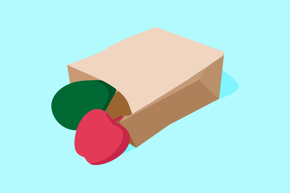 """<p>Placing avocados in a paper bag will help expedite the process, and they should be ready within four days. But to really speed it up, """"place your avocados in a paper with the apples so that the ripening gas is trapped inside,"""" says Michalczyk. Apples contain the same ethelyne gas as bananas, so this combo will get your rock solid avos ripe in one to three days. Just keep checking on it every day to make sure it doesn't spoil.</p><p>Out of bananas and apples? """"Tomatoes, potatoes, kiwifruit, and mangos also produce ethylene so you have options on what to put your avocado next to,"""" Michalczyk says. </p>"""