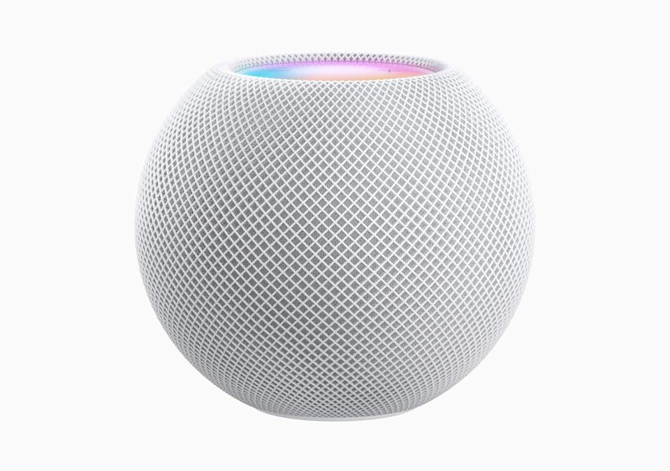 The HomePod Mini, only—wait, this can't be right?—$99