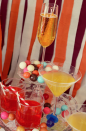"<p>Are you a sucker for sweets? If so, a candy-themed cocktail party is sure to make you swoon. Plus, just look how photogenic these drinks are!</p><p><strong>Get the recipes from <a href=""https://abeautifulmess.com/a-candy-cocktail-party/"" rel=""nofollow noopener"" target=""_blank"" data-ylk=""slk:A Beautiful Mess"" class=""link rapid-noclick-resp"">A Beautiful Mess</a>. </strong></p><p><a class=""link rapid-noclick-resp"" href=""https://go.redirectingat.com?id=74968X1596630&url=https%3A%2F%2Fwww.walmart.com%2Fip%2FColor-It-Candy-Bright-Pink-Gumballs-Peg%2F577838057&sref=https%3A%2F%2Fwww.thepioneerwoman.com%2Fhome-lifestyle%2Fentertaining%2Fg34192298%2F50th-birthday-party-ideas%2F"" rel=""nofollow noopener"" target=""_blank"" data-ylk=""slk:SHOP PASTEL GUMBALLS"">SHOP PASTEL GUMBALLS</a><br></p>"