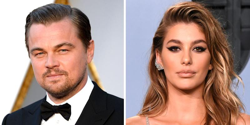 Leonardo DiCaprio Has A New 20 Year Old Girlfriend