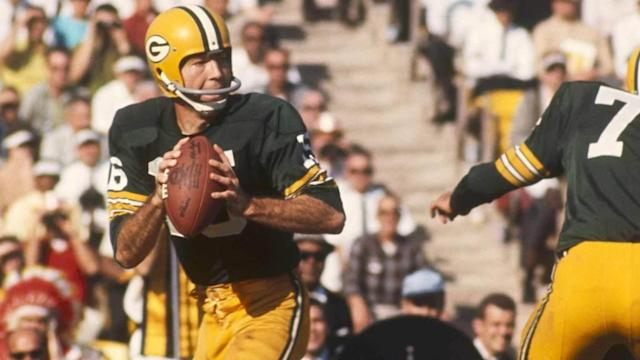 "<p>Bart Starr — who was the MVP of the first two Super Bowls as the quarterback of the Green Bay Packers — passed away on Sunday. He was 85. Starr had been in declining health since suffering a serious stroke in 2014. The team released a statement about his passing, saying: We are saddened to […]</p> <p>The post <a href=""https://theblast.com/bart-starr-dead/"" rel=""nofollow noopener"" target=""_blank"" data-ylk=""slk:Legendary Green Bay Packers Quarterback Bart Starr Dead at 85"" class=""link rapid-noclick-resp"">Legendary Green Bay Packers Quarterback Bart Starr Dead at 85</a> appeared first on <a href=""https://theblast.com"" rel=""nofollow noopener"" target=""_blank"" data-ylk=""slk:The Blast"" class=""link rapid-noclick-resp"">The Blast</a>.</p>"