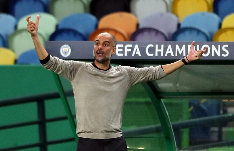 Guardiola blames Man City imperfections for another Champions League exit