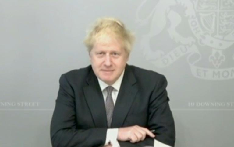 """Boris Johnson insisted he was """"very proud of what has been achieved"""" in fighting Covid-UK"""