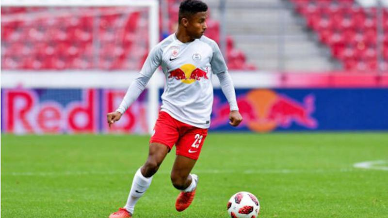 Uefa Youth League Adeyemi Scores In Rb Salzburgs Defeat Of