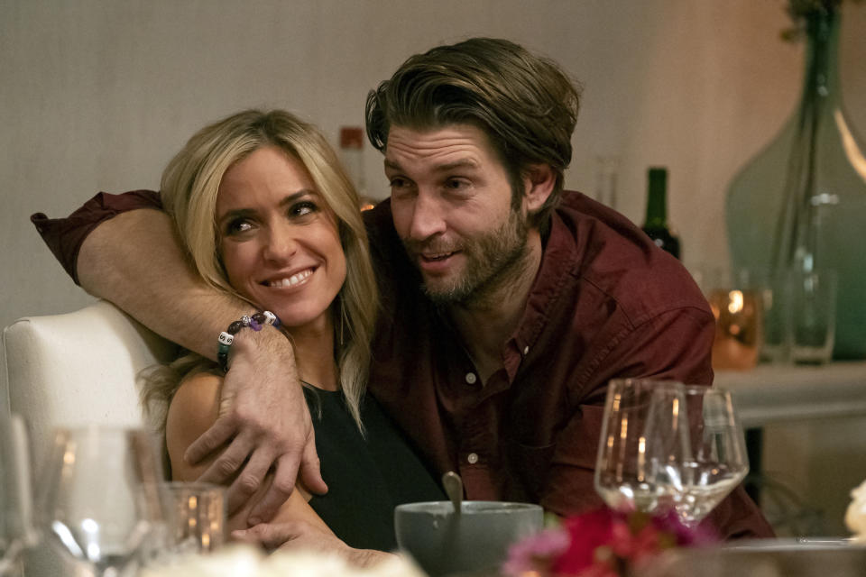 Kristin Cavallari and Jay Cutler (seen in the reality show Very Cavallari) put on a united front for Halloween despite their ongoing divorce. (Photo: Jake Giles Netter/E! Entertainment/NBCU Photo Bank/NBCUniversal via Getty Images)