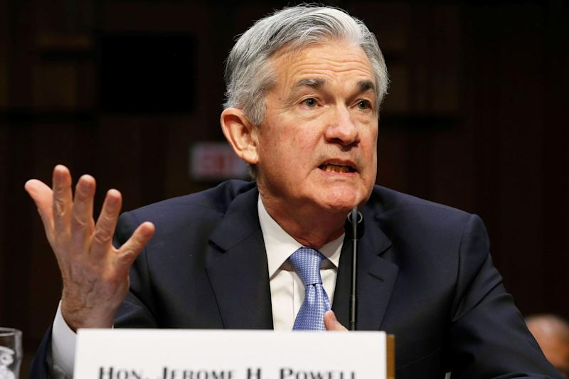 New Fed chairman says he doesn't think ETFs had a part in the market correction