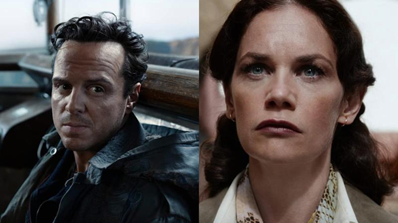 New Steven Spielberg movie from HBO will star Andrew Scott and Ruth Wilson